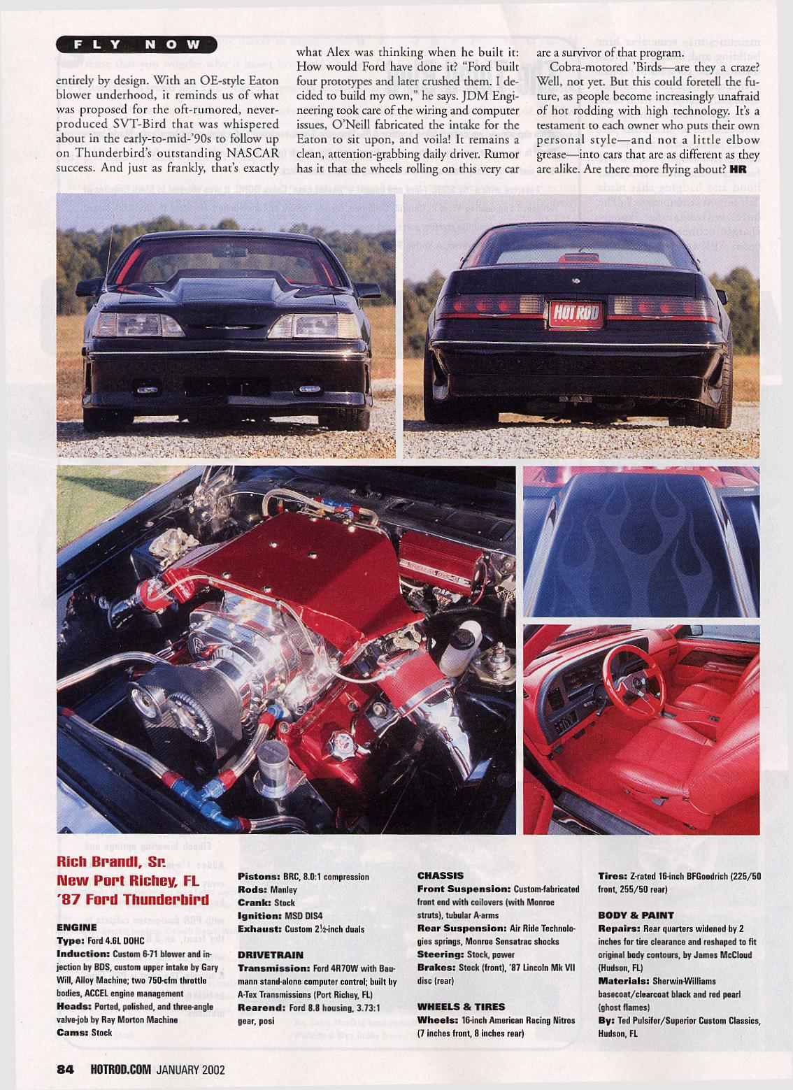 95 Thunderbird Svt Archive Super Coupe Club Of America Forums 8l Under Hood Exploded Diagrams Tccoa