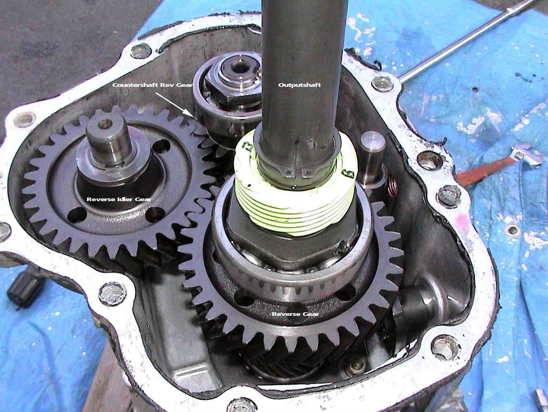 mmd reverse gear installation instructions