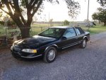 Joey Champion's 1996 Mercury Cougar