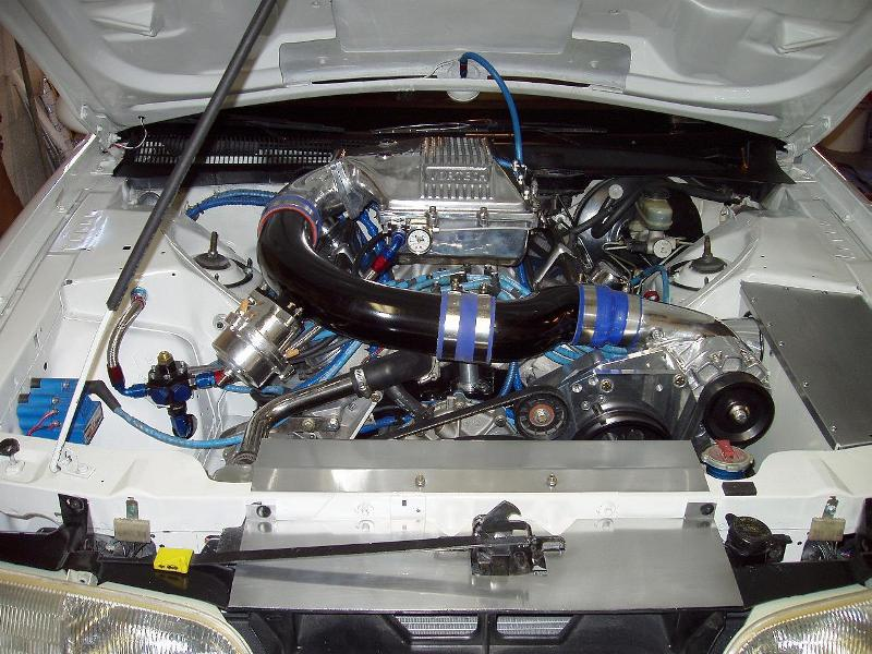 Kenne Bell on 351 V8 - Ford Mustang Forums : Corral net