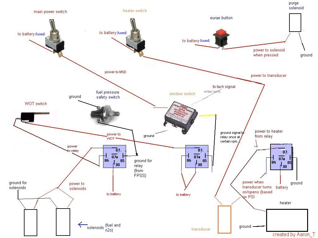 kit wiring diagram tccoa forums