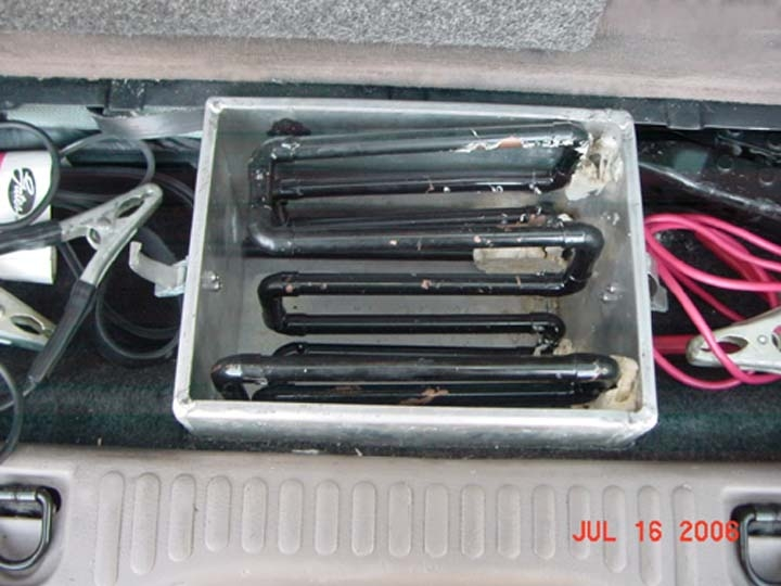 Charge Air Cooler Ice Box : Cooler aic temps for air water sc ford explorer and