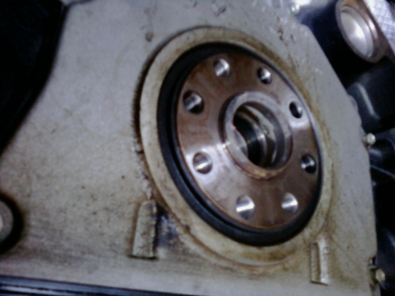 Rear Main Seal Is Leaking Ford Truck Enthusiasts Forums
