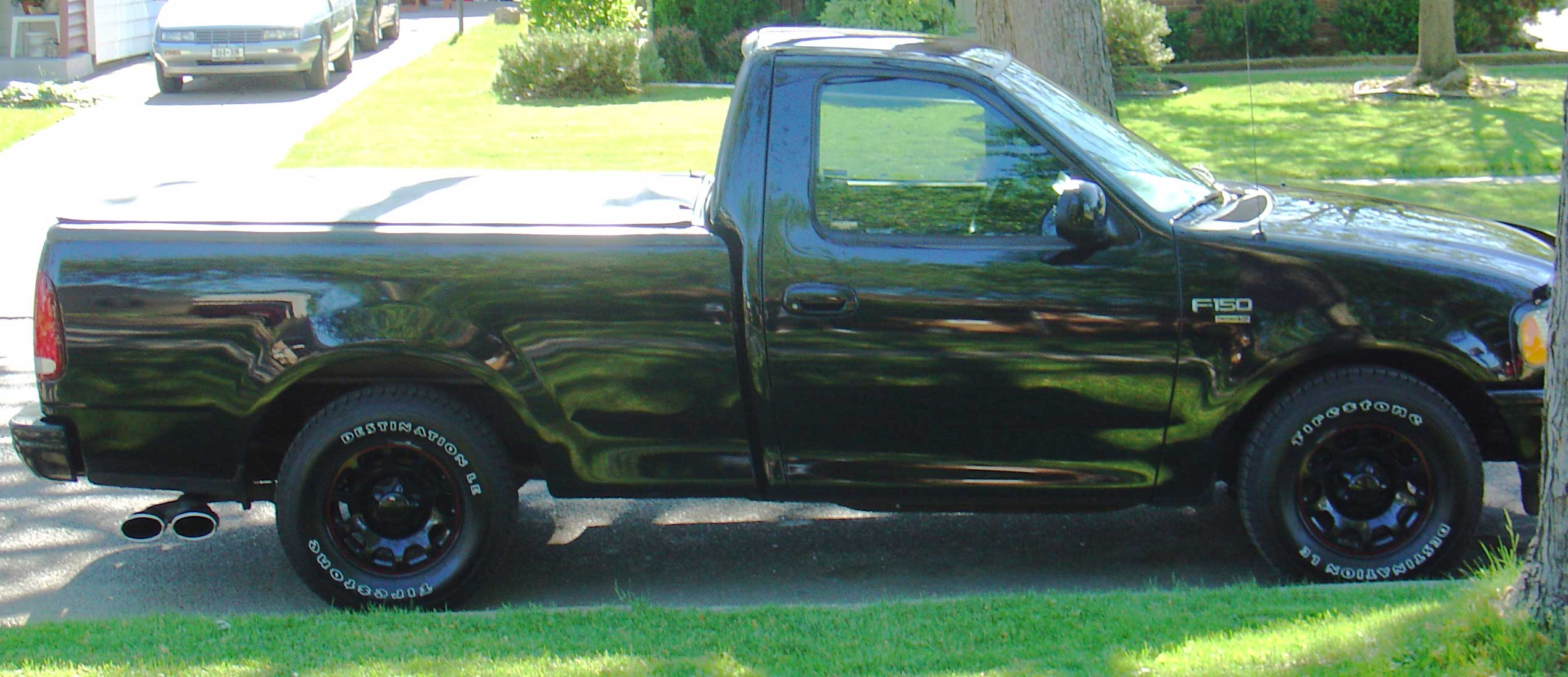 Thread fs 98 roush nascar f150 70k miles nice