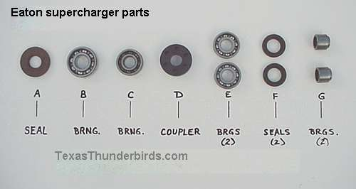 Supercharger rebuilding facts/probs/pics :( [Archive