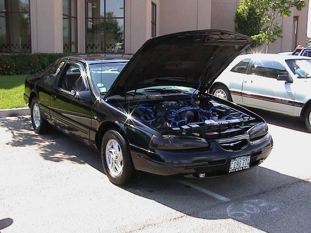 forsale 1996 thunderbird lx 4 6 with sport package ford. Black Bedroom Furniture Sets. Home Design Ideas