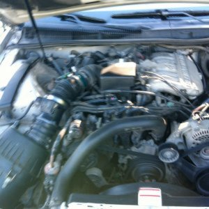 1997 Mercury Cougar XR7 3.8 L V6 Canyon Rocket